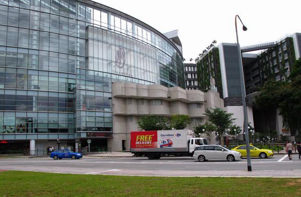 Внешний вид в Сингапуре