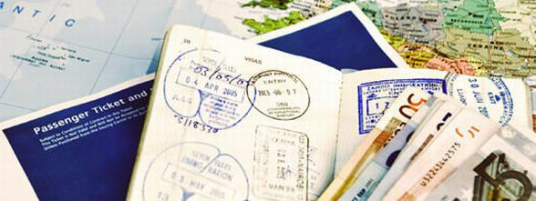 Паспорт деньги билет