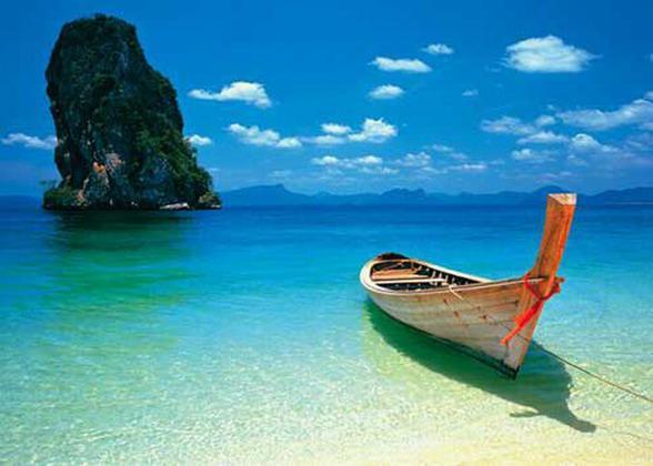 Таиланд побережье