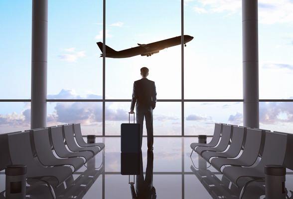 В аэропорту - задержка рейса