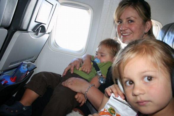 Перевозка детей Федеральные авиационные правила