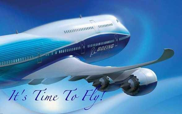 Время летать
