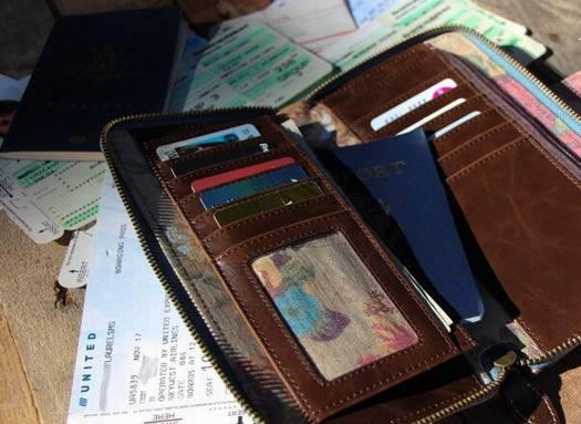 документы в поездку