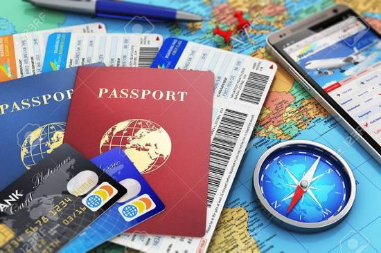 Авиабилеты, документы, даты