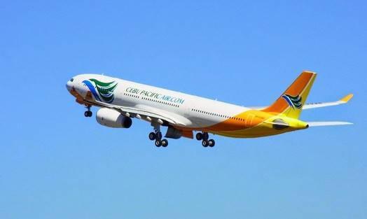Авиакомпания Cebu Pacific