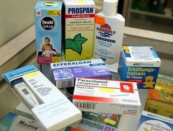 Лекарства в самолете