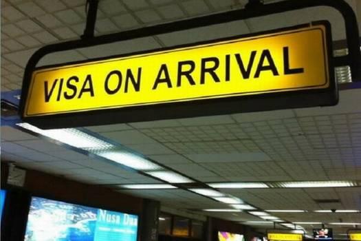 виза по прибытию для россиян
